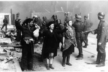 There was no Hope. Warsaw Ghetto Uprising 19th April 1943
